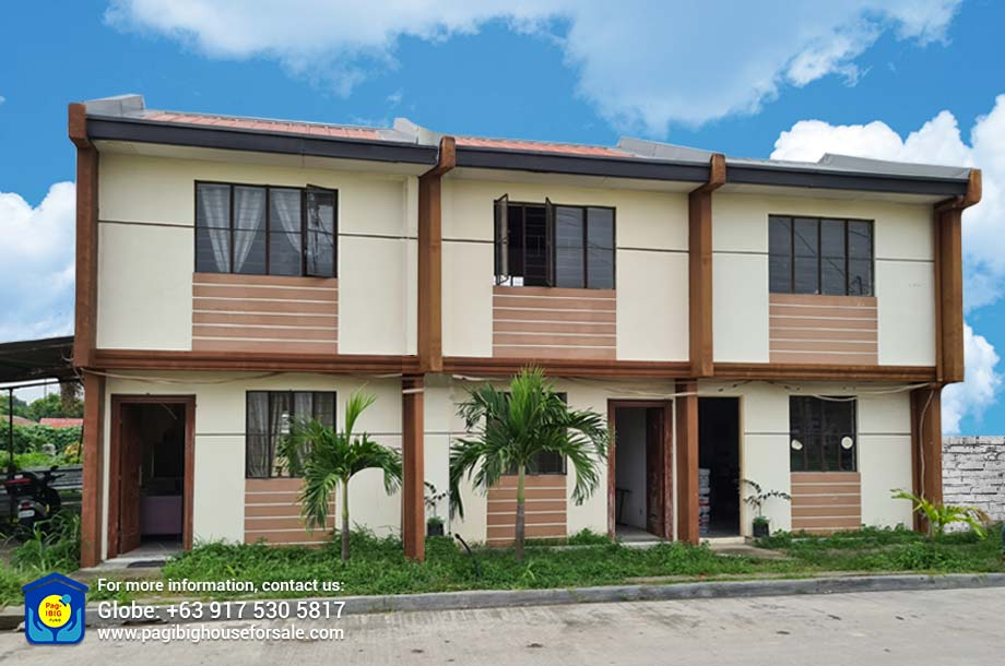 Amoldine at Savanna Ville Townhomes – Pag-ibig Rent to Own Houses for Sale in Imus Cavite