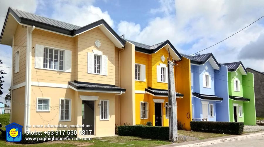 Woodside Village – Pag-ibig Rent to Own Houses for Sale in Tanza Cavite
